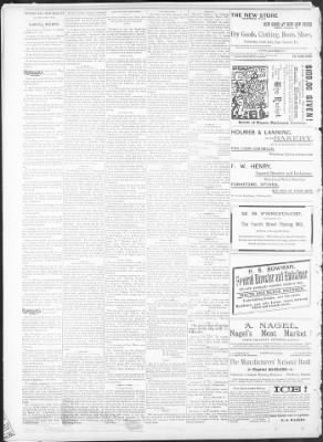 The Pittsburg Daily Headlight from Pittsburg, Kansas on March 16, 1893 · Page 4