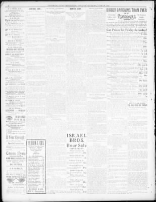 the pittsburg daily headlight from pittsburg kansas on june 18  the pittsburg daily headlight from pittsburg kansas on june 18 1903 page 6