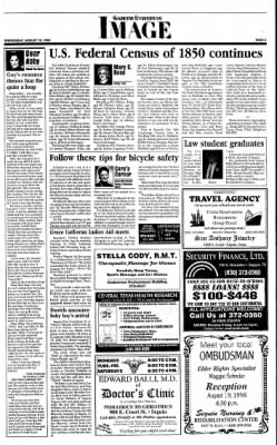 The Seguin Gazette-Enterprise from Seguin, Texas on August 19, 1998 · Page 3