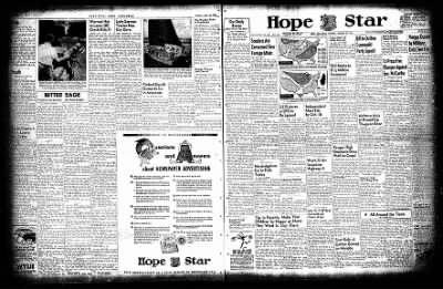 Hope Star from Hope, Arkansas on August 24, 1954 · Page 2