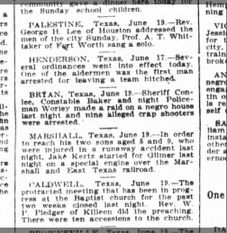 The Houston Post from Houston, Texas on June 20, 1911 · Page 5