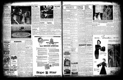 Hope Star from Hope, Arkansas on August 30, 1954 · Page 6