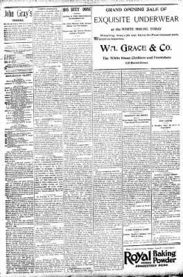 Logansport Pharos-Tribune from Logansport, Indiana on October 21, 1896 · Page 4