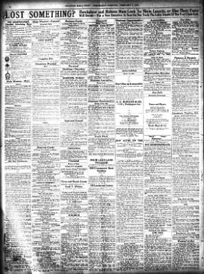 Houston post from houston texas on february 7 1917 page 12 the houston post from houston texas on february 7 1917 page 12 solutioingenieria Gallery
