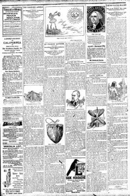 Logansport Pharos-Tribune from Logansport, Indiana on October 21, 1896 · Page 7