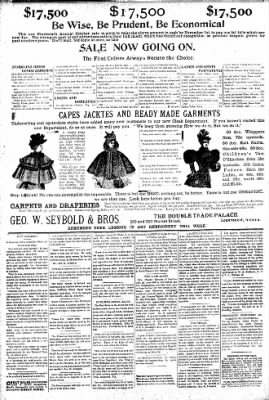 Logansport Pharos-Tribune from Logansport, Indiana on October 22, 1896 · Page 2