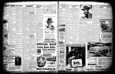 Hope Star from Hope, Arkansas on September 10, 1954 · Page 7