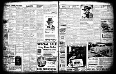 Hope Star from Hope, Arkansas on September 10, 1954 · Page 9