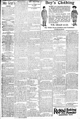 Logansport Pharos-Tribune from Logansport, Indiana on October 22, 1896 · Page 4