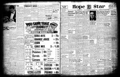 Hope Star from Hope, Arkansas on September 15, 1954 · Page 2