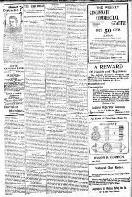 Logansport Pharos-Tribune from Logansport, Indiana on October 23, 1896 · Page 3