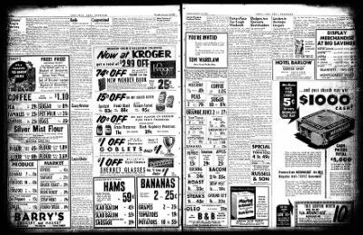 Hope Star from Hope, Arkansas on September 16, 1954 · Page 5