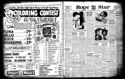 Hope Star from Hope, Arkansas on September 17, 1954 · Page 5