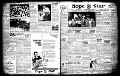 Hope Star from Hope, Arkansas on September 21, 1954 · Page 5
