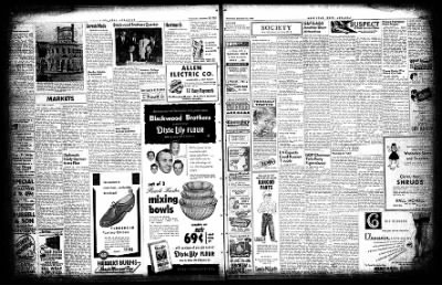 Hope Star from Hope, Arkansas on September 22, 1954 · Page 8