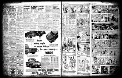 Hope Star from Hope, Arkansas on September 24, 1954 · Page 19