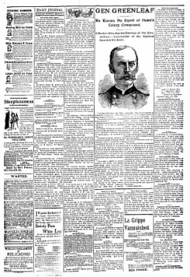 Logansport Pharos-Tribune from Logansport, Indiana on March 3, 1894 · Page 3