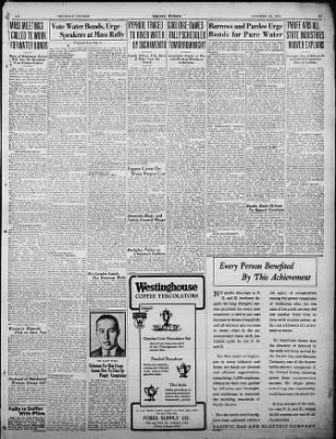 Oakland Tribune from Oakland, California on October 30, 1924 · Page 15
