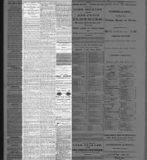 Newspaper account of Susan B. Anthony's 1873 trial for voting (United States v. Susan B. Anthony)