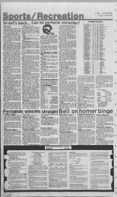 Spearfish Star from Spearfish, South Dakota on August 27, 1985 · Page 6