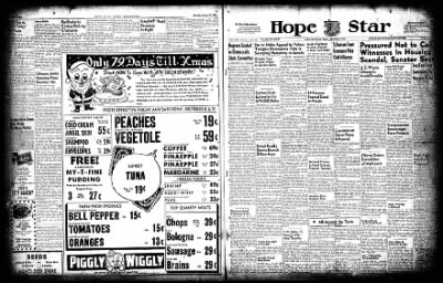 Hope Star from Hope, Arkansas on October 8, 1954 · Page 2