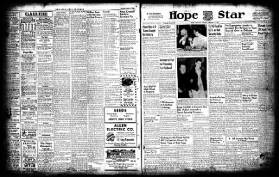 Hope Star from Hope, Arkansas on October 11, 1954 · Page 5