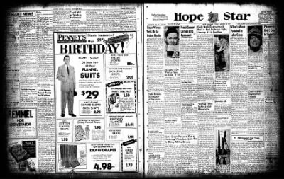 Hope Star from Hope, Arkansas on October 11, 1954 · Page 18