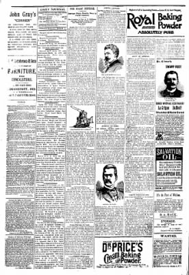 Logansport Pharos-Tribune from Logansport, Indiana on March 6, 1894 · Page 4