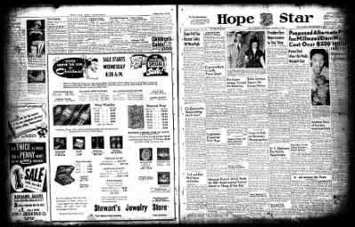 Hope Star from Hope, Arkansas on October 13, 1954 · Page 5