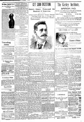 Logansport Pharos-Tribune from Logansport, Indiana on March 7, 1894 · Page 3