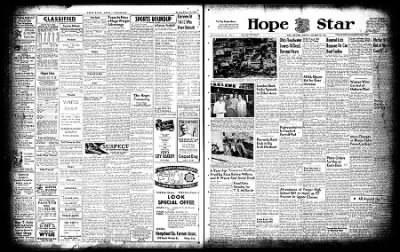 Hope Star from Hope, Arkansas on October 18, 1954 · Page 4
