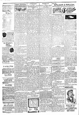 Logansport Pharos-Tribune from Logansport, Indiana on March 8, 1894 · Page 3