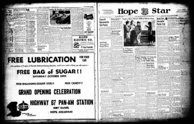 Hope Star from Hope, Arkansas on October 23, 1954 · Page 5