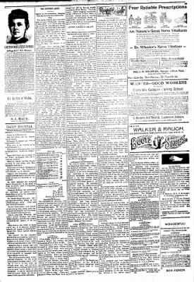 Logansport Pharos-Tribune from Logansport, Indiana on March 9, 1894 · Page 3