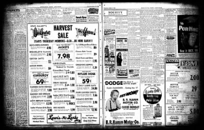Hope Star from Hope, Arkansas on October 27, 1954 · Page 7