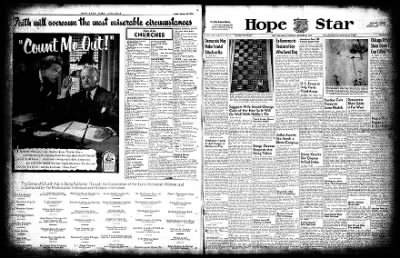 Hope Star from Hope, Arkansas on October 30, 1954 · Page 5