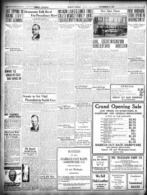 Oakland Tribune from Oakland, California on December 17, 1926 · Page 42