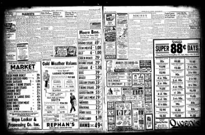 Hope Star from Hope, Arkansas on November 4, 1954 · Page 7