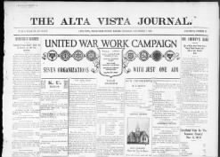 The Alta Vista Journal
