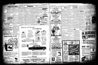 Hope Star from Hope, Arkansas on November 5, 1954 · Page 8