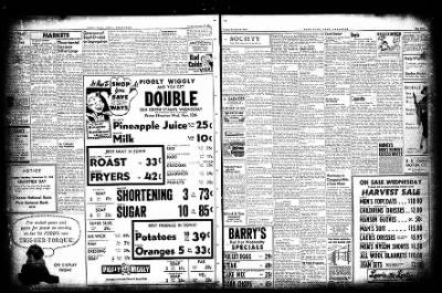 Hope Star from Hope, Arkansas on November 9, 1954 · Page 11