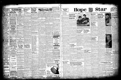 Hope Star from Hope, Arkansas on November 13, 1954 · Page 12