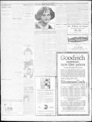 the pittsburg daily headlight from pittsburg kansas on july 22  the pittsburg daily headlight from pittsburg kansas on july 22 1922 page 4
