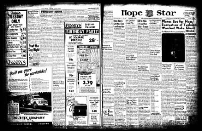 Hope Star from Hope, Arkansas on September 16, 1952 · Page 3