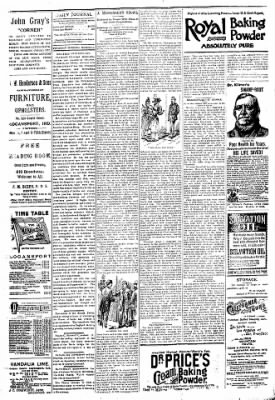 Logansport Pharos-Tribune from Logansport, Indiana on March 15, 1894 · Page 4