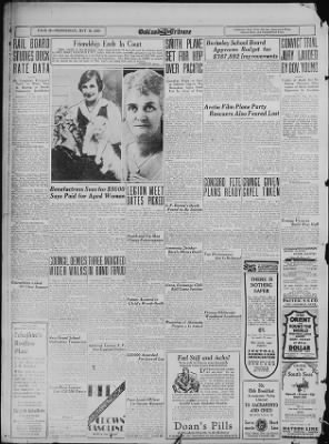 Oakland Tribune from Oakland, California on May 30, 1928 · Page 32