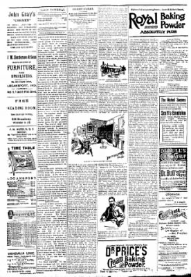 Logansport Pharos-Tribune from Logansport, Indiana on March 16, 1894 · Page 4