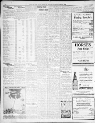 The News-Review from Roseburg, Oregon on April 18, 1934 · Page 6