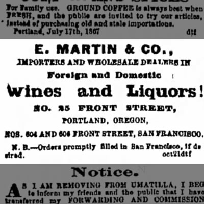 E. Martin & Co.
