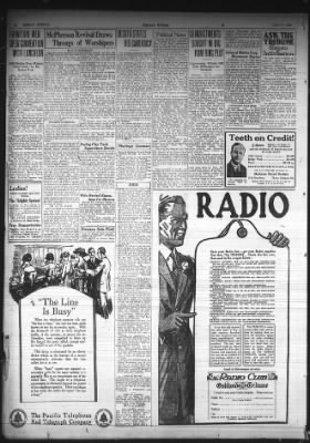Oakland Tribune from Oakland, California on July 17, 1922 · Page 6
